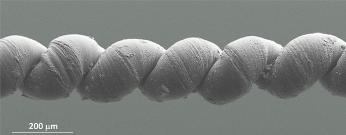 Wissenschaft: Künstliche Muskeln aus Nanogarn -