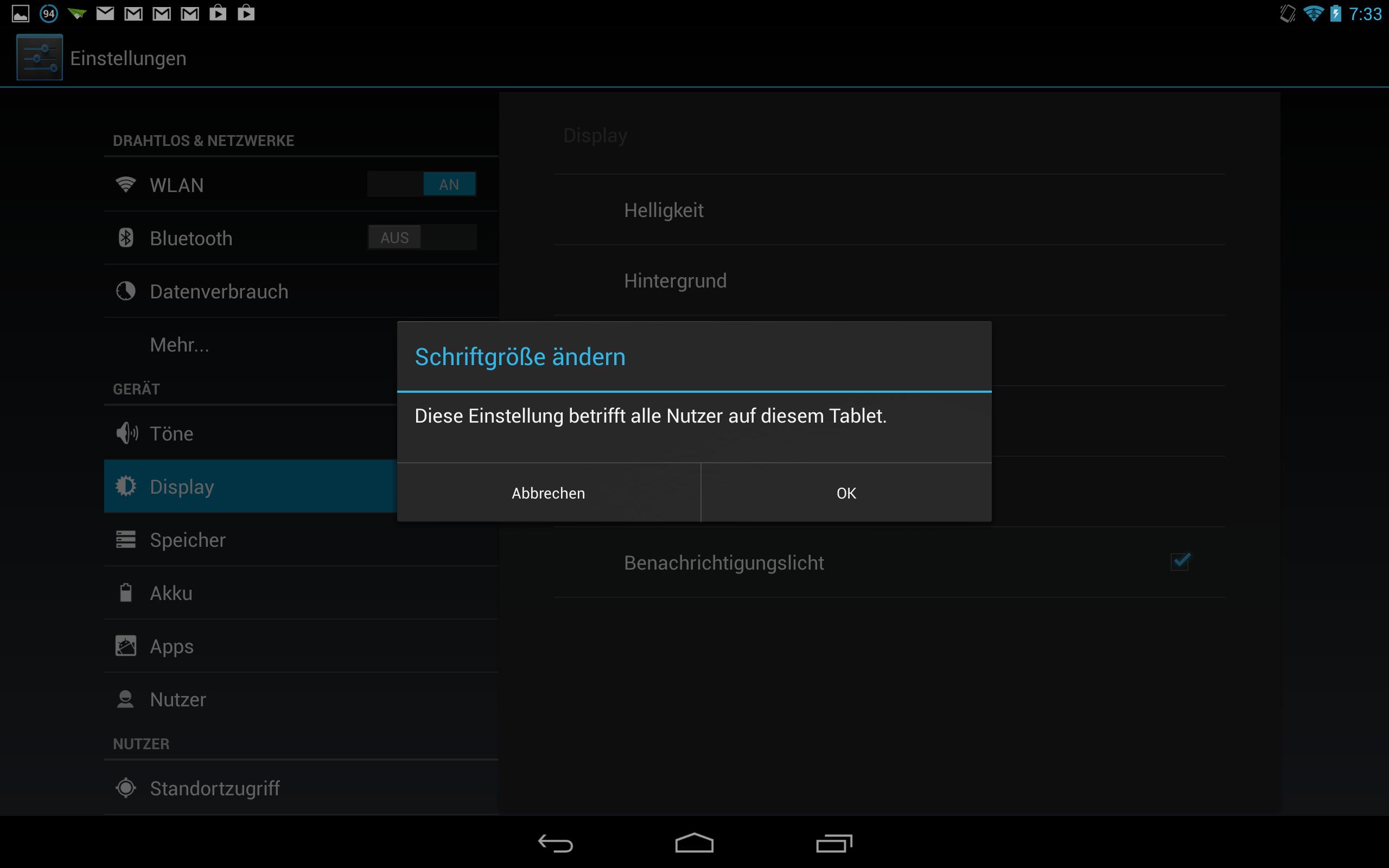 Nexus 10 im Test: Das Tablet, das zeigt, was Android kann -