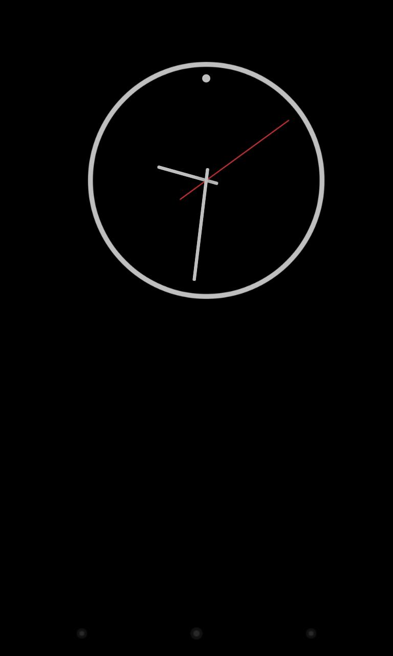 Nexus 4 im Test: Schickes Smartphone, schwacher Akku - Motive im Standbymodus anzeigen,... (Screenshot: Golem.de)