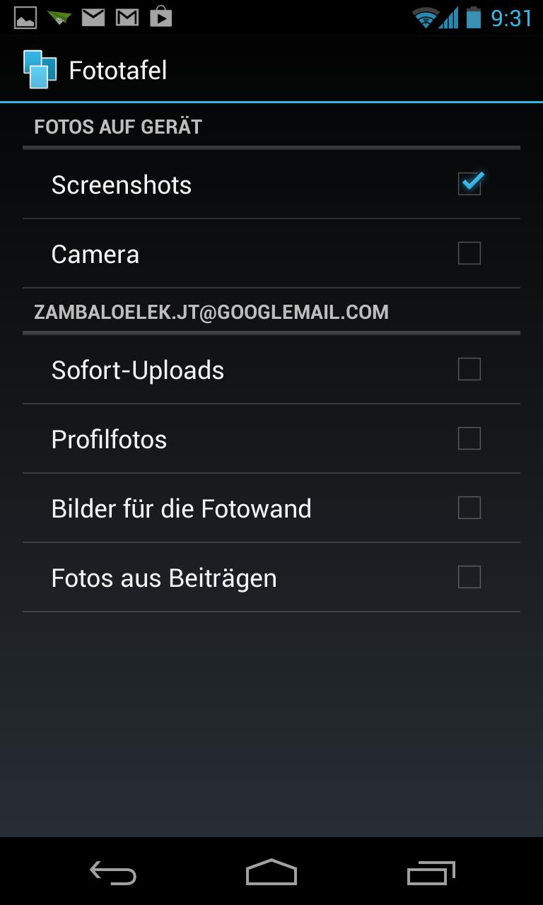 Nexus 4 im Test: Schickes Smartphone, schwacher Akku - ...aufgeladen wird,... (Screenshot: Golem.de)