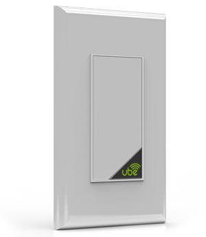 Smart Dimmer - im typischen US-Design (Bild: Ube)