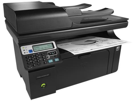 HP Hotspot Laserjet Pro M1218nfs (Bild: HP)