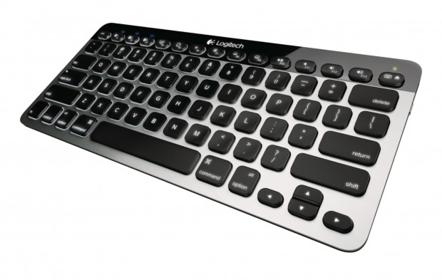 Logitech Bluetooth Easy-Switch Keyboard K811 (Bild: Logitech)