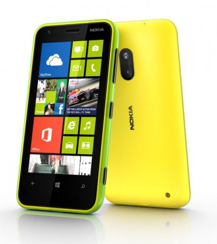 Lumia 620 (Quelle: Nokia)