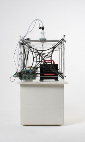 3D-Plätzchendrucker (Bild: Ralf Holleis)