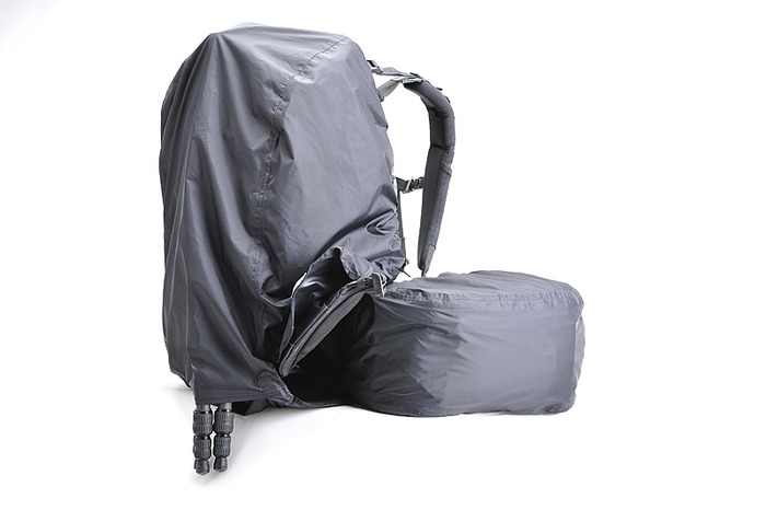 Vom Rücken zum Bauch: Fotorucksack muss nicht in den Dreck geworfen werden - Mindshift Gear Rotation180 (Bild: Mindshift Gear)