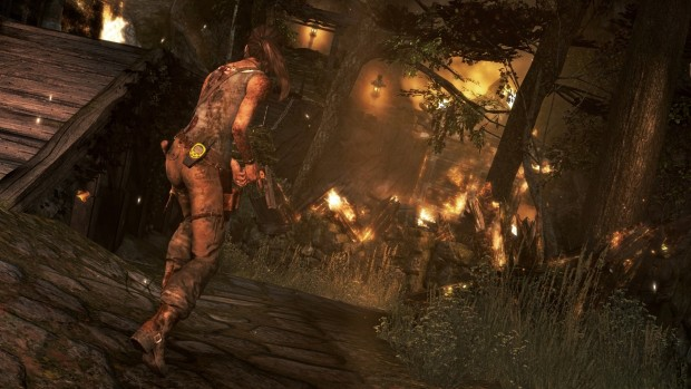 Tomb Raider (Bilder: Square Enix)