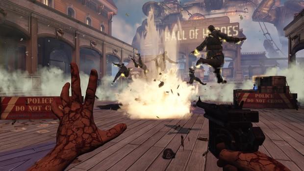 Bioshock Infinite (Screenshot: 2K Games)
