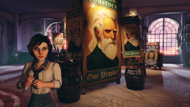 Bioshock Infinite (Screenshot: 2K Games)