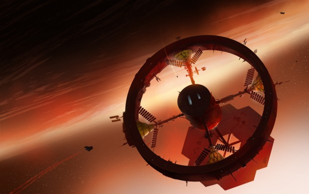 Elite Dangerous - Konzeptbild (Bild: Frontier Developments)