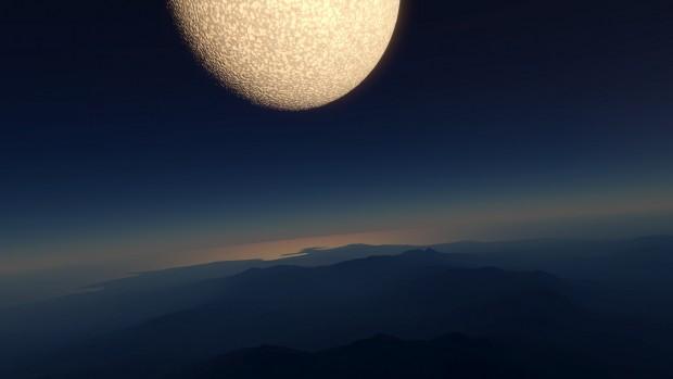 Infinity - prozedurales Weltraumspiel, ab 2013 bei Kickstarter