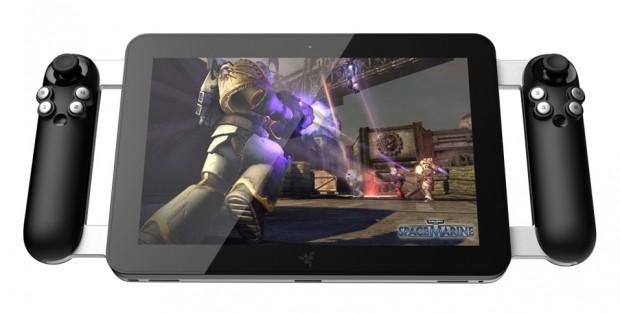 Project Fiona - Konzeptbild des kommenden Razer-Tablet-PCs für Spielefans (Bild: Razer)