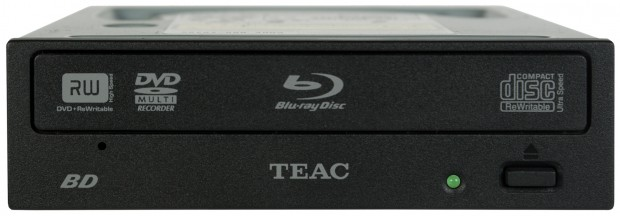Teac BD-W512GSA - 12x-BD-Brenner für SATA (Bild: Teac)