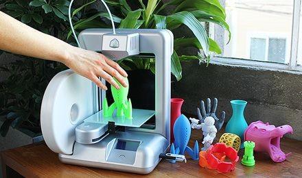 Die Geräte werden auf der CES vorgestellt. (Bild: 3D Systems)
