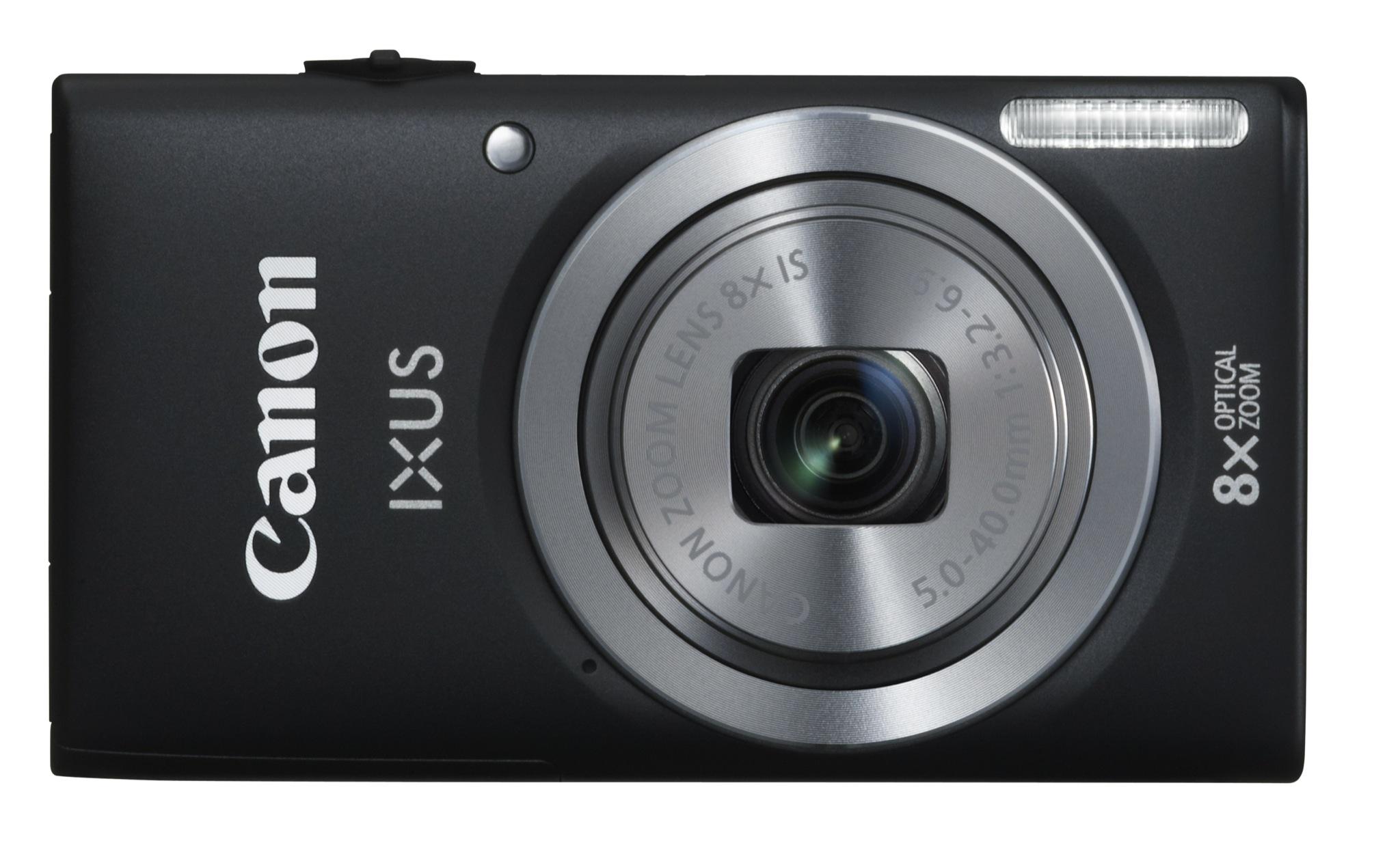 Canon: Neue Ixus-Kameras ab 140 Euro - Canon Ixus 132 (Bild: Canon)