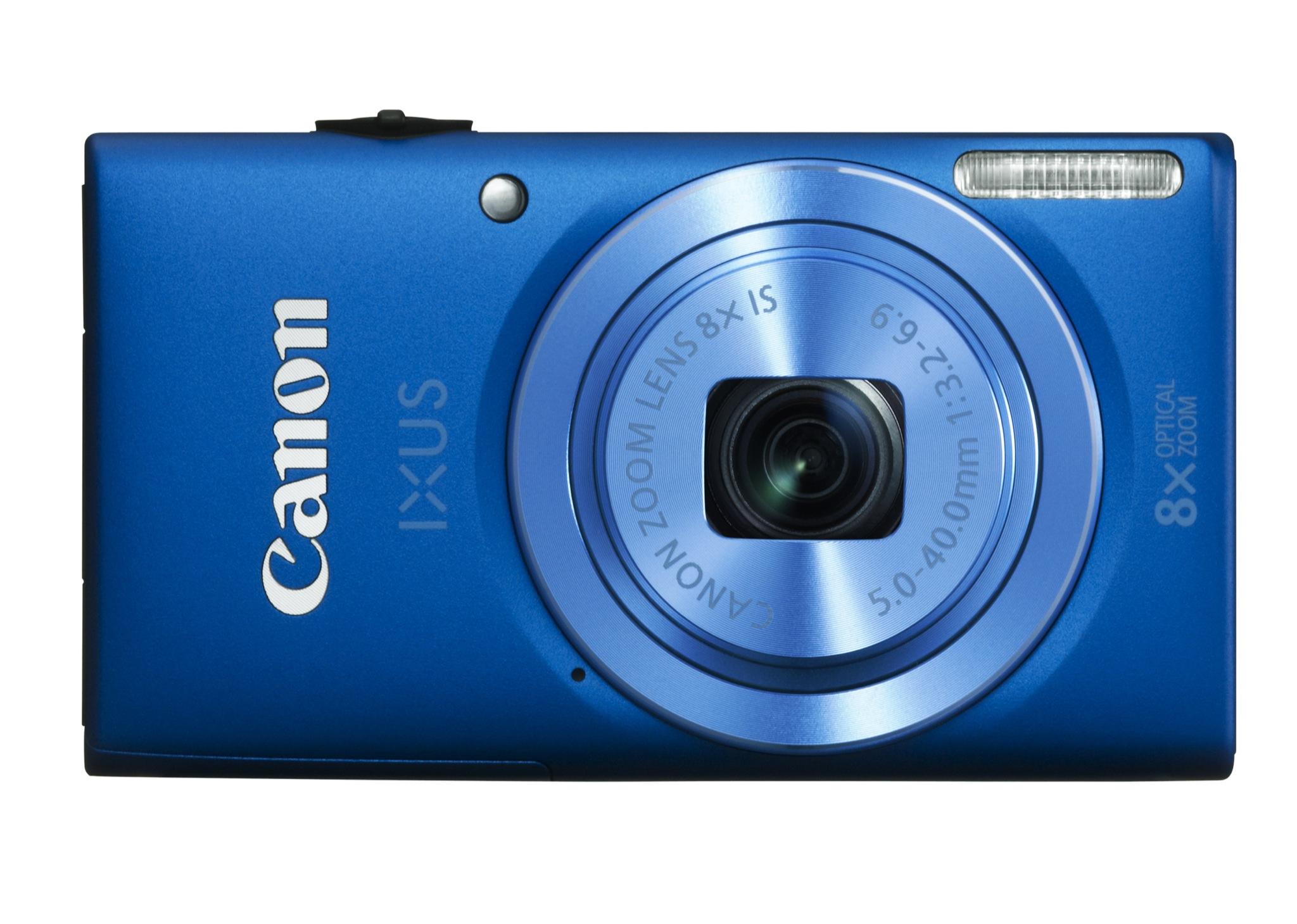 Canon: Neue Ixus-Kameras ab 140 Euro - Canon Ixus 135 (Bild: Canon)