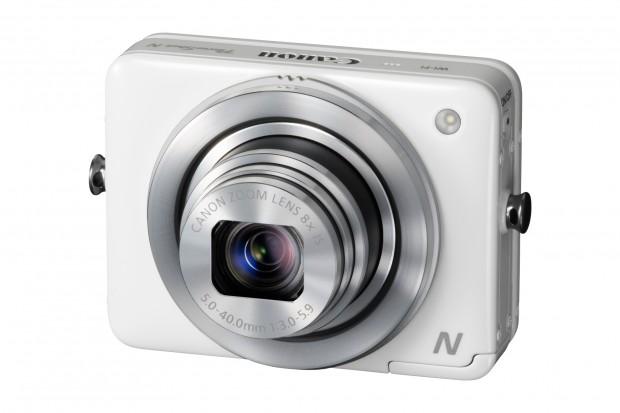 Canon Powershot N in Weiß