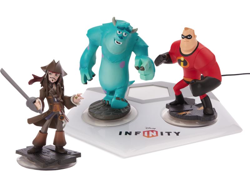 Disney Infinity: Spielzeugkiste mit Piraten, Monstern und Incredibles - Disney Infinity Gate