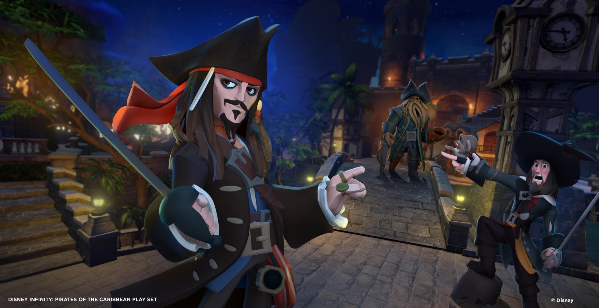 Disney Infinity: Spielzeugkiste mit Piraten, Monstern und Incredibles - Disney Infinity