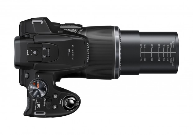 Fujifilm Finepix SL1000 (Bild: Fujifilm)
