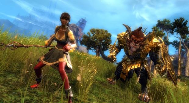 Guild Wars 2 - Flamme und Frost