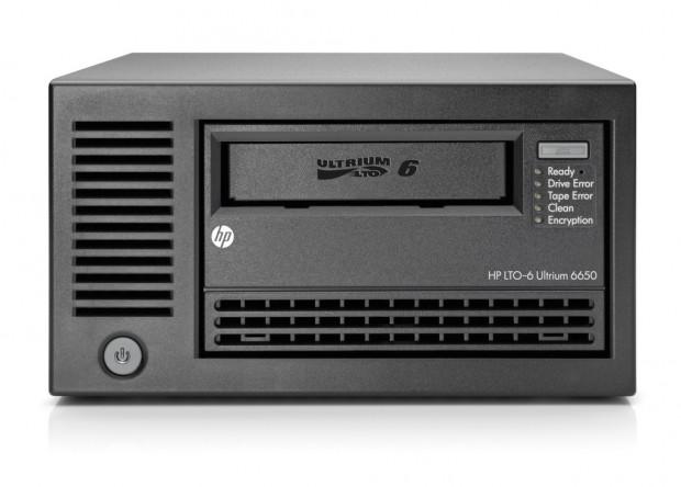 LTO-6-Laufwerk (volle Bauhöhe) von HP