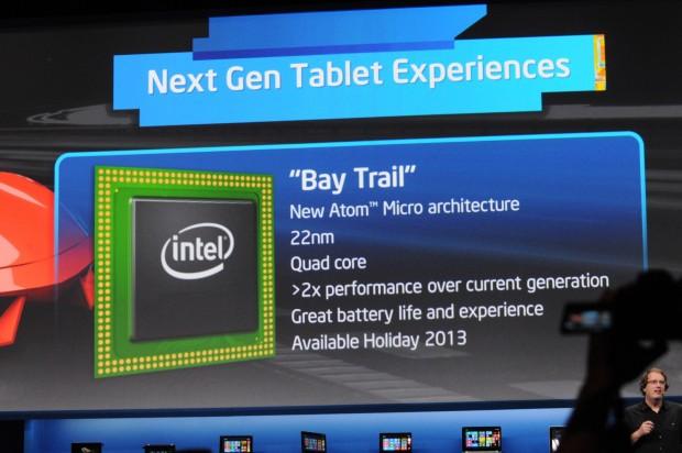 Bay-Trail: Tabletprozessor der nächsten Generation