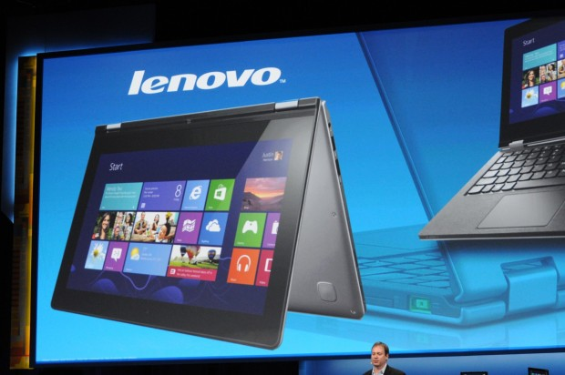 Convertible-Tablets von Lenovo