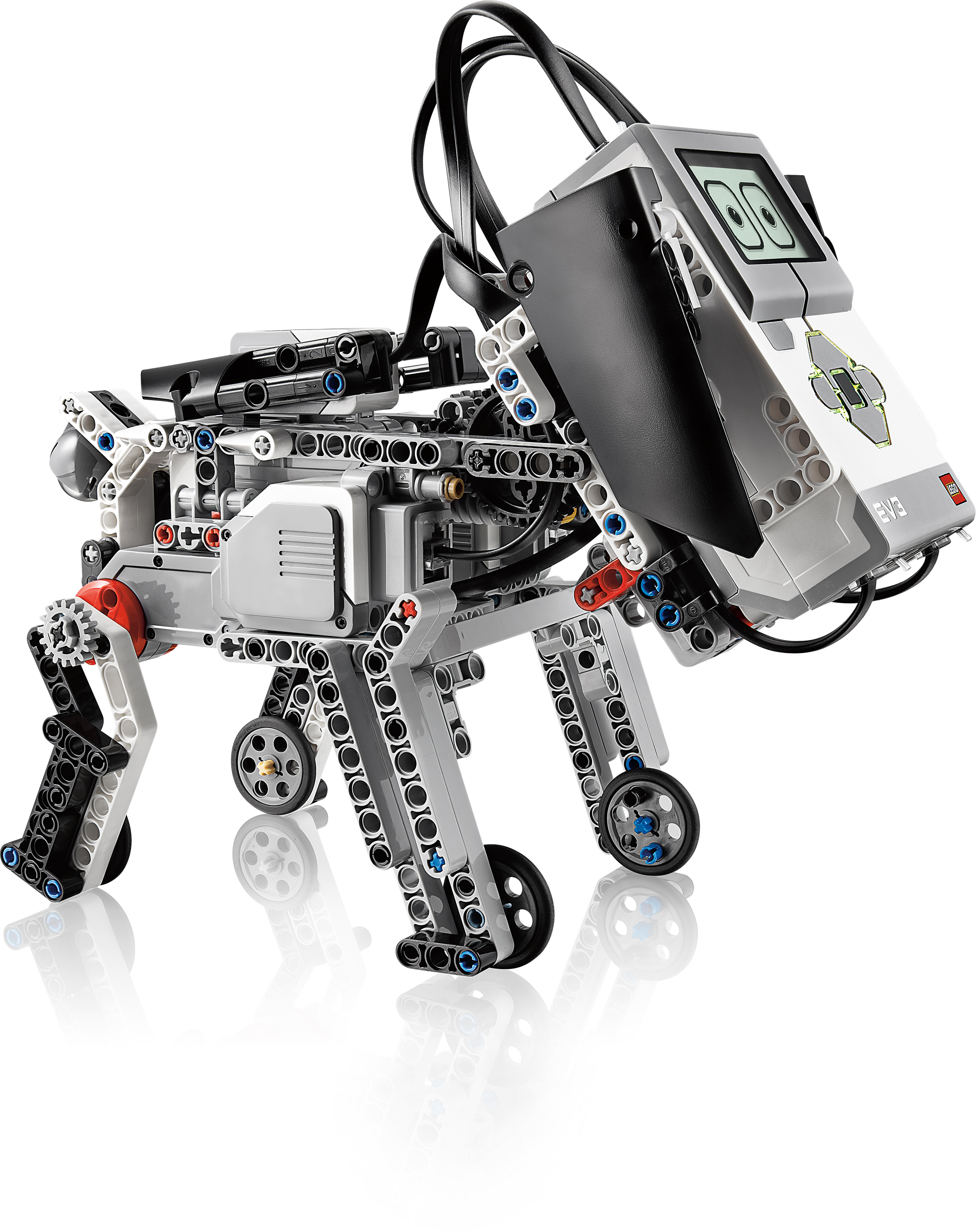 Lego Mindstorms EV3: Neue Roboterplattform von Lego - Lego Mindstorms EV3: Puppy