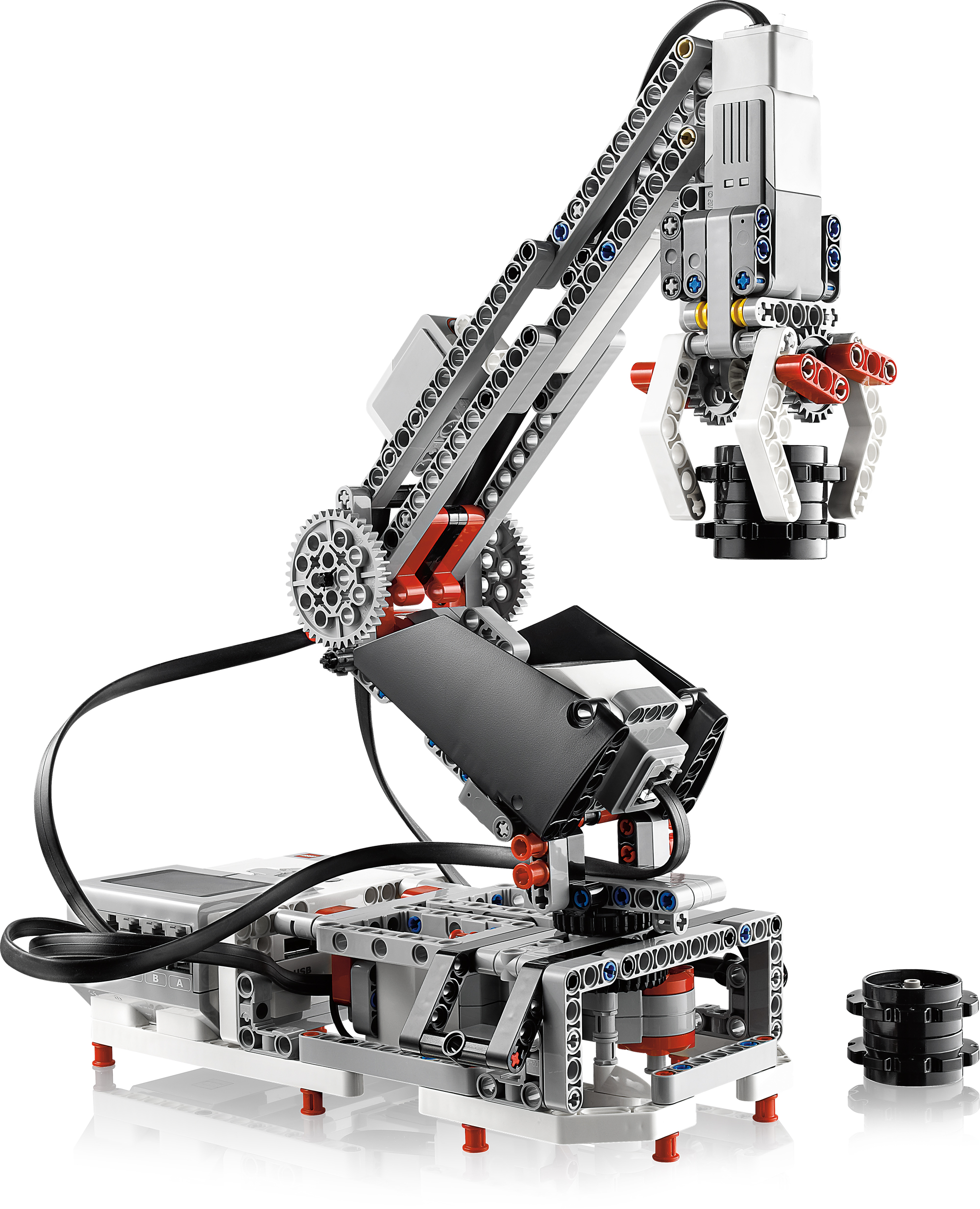 Lego Mindstorms EV3: Neue Roboterplattform von Lego ...