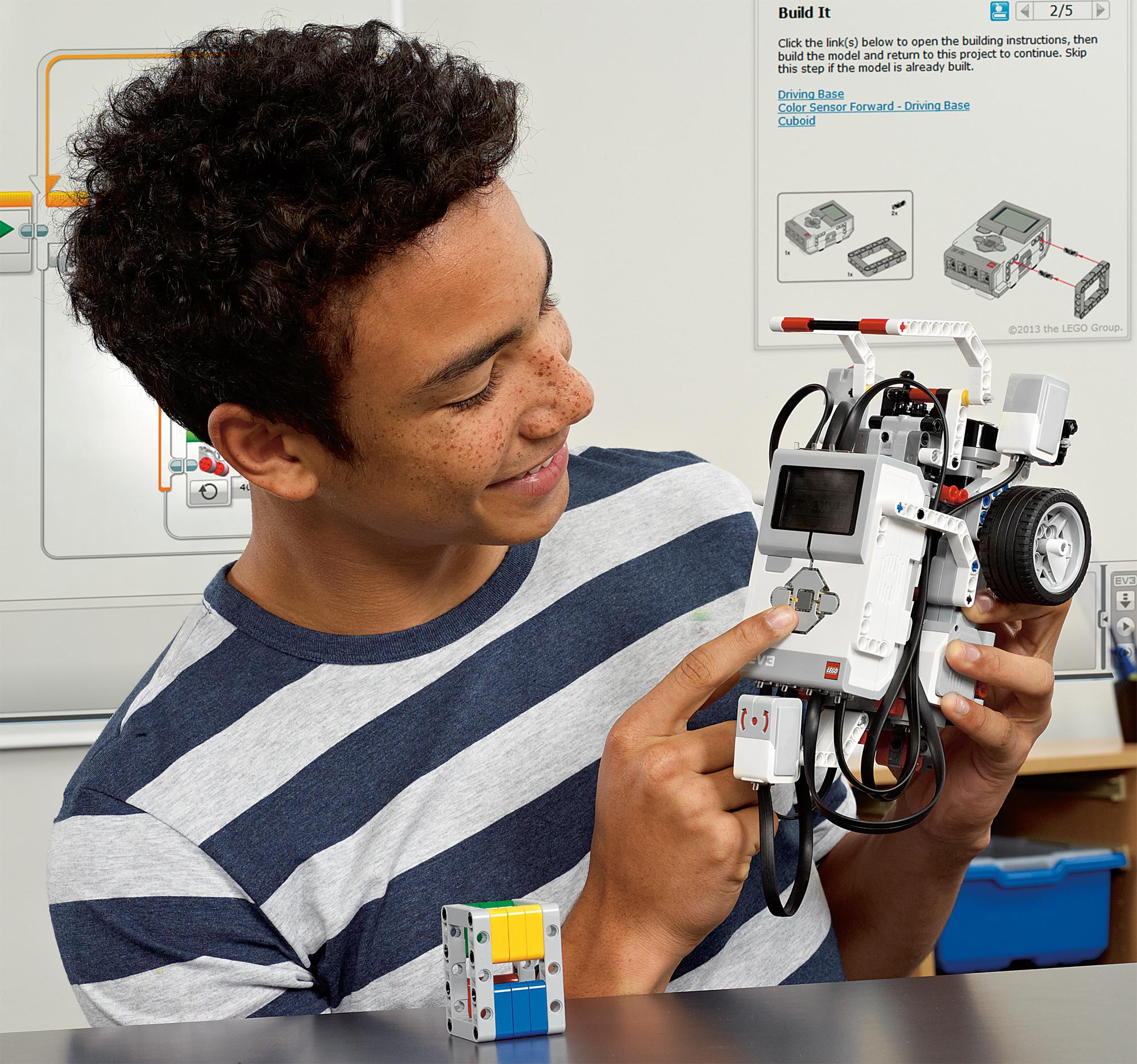 Lego Mindstorms EV3: Neue Roboterplattform von Lego - Lego Mindstorms EV3