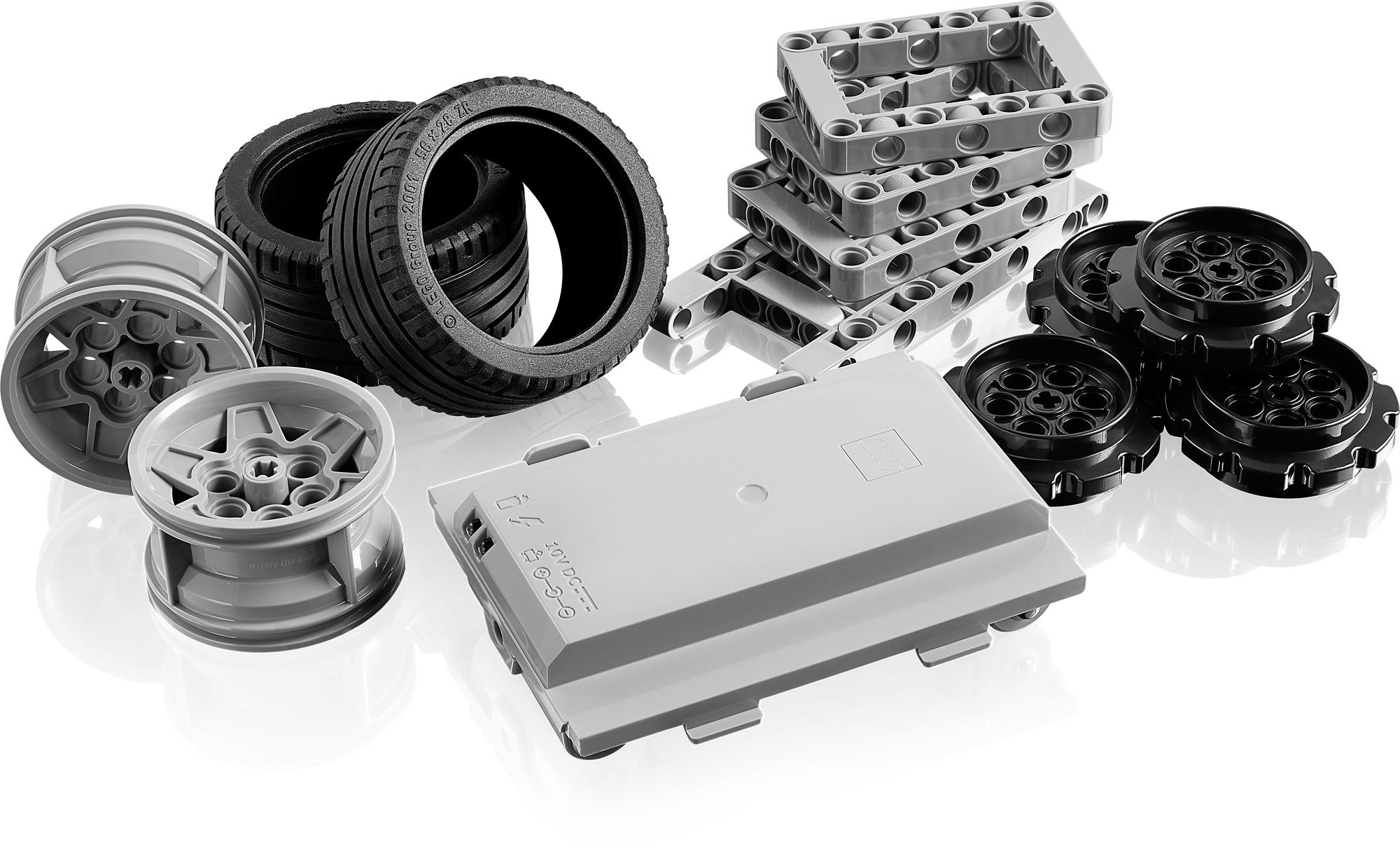 Lego Mindstorms EV3: Neue Roboterplattform von Lego - Lego Mindstorms EV3 Core Set