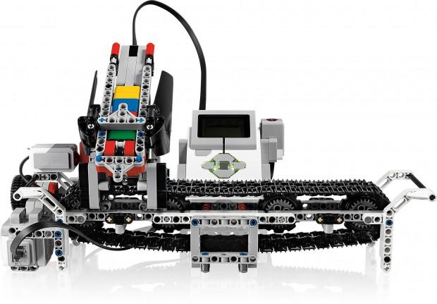 Lego Mindstorms Ev3 Neue Roboterplattform Von Lego Golemde