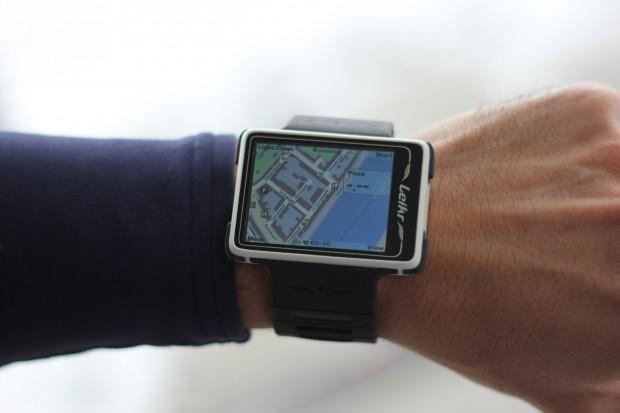 Leikr nutzt Openstreetmap.