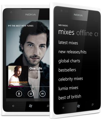 Nokia erweitert seinen Musikdienst Nokia Music. (Bild: Nokia)
