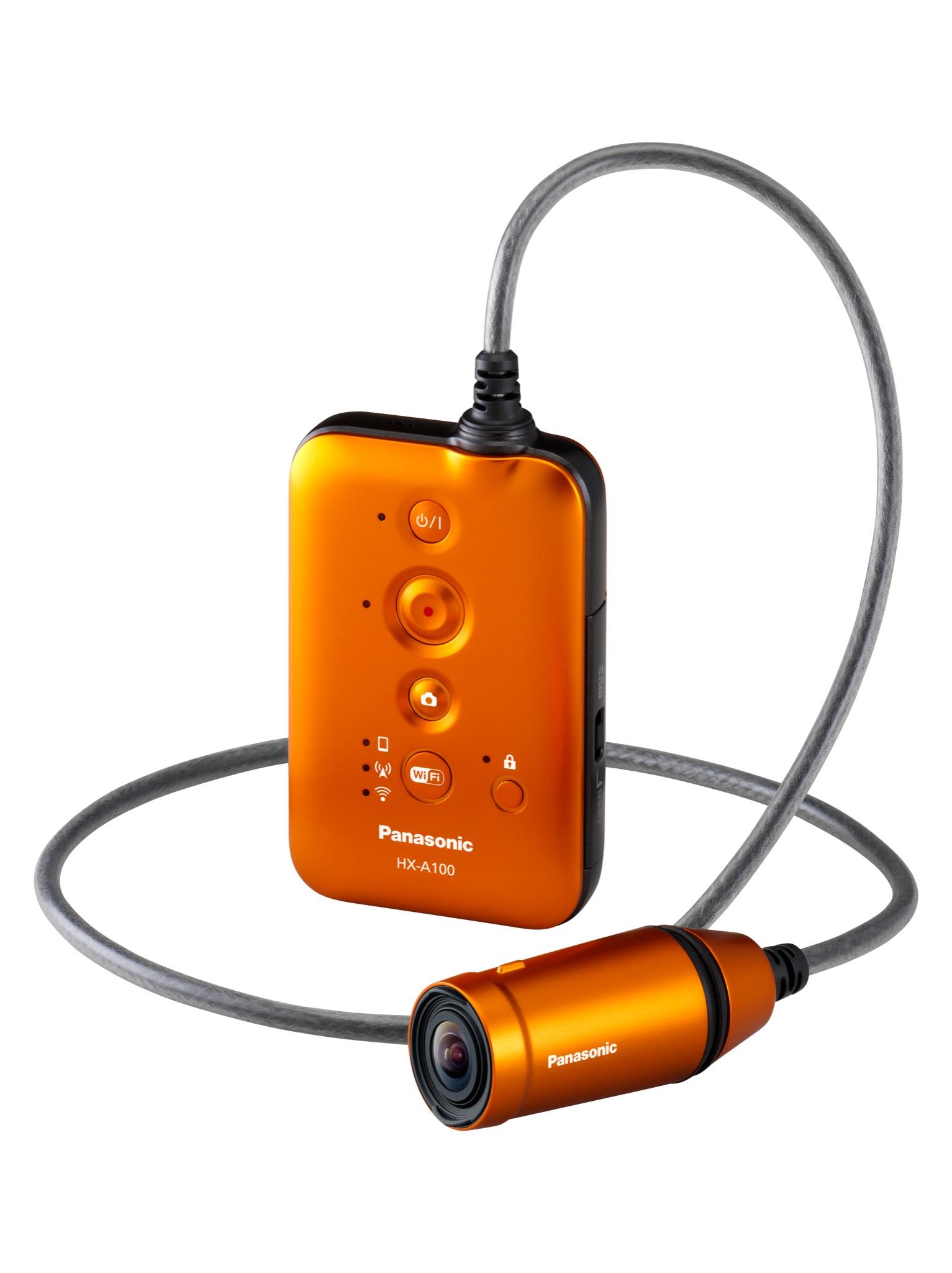 Panasonic HX-A100 (Bild: Panasonic)