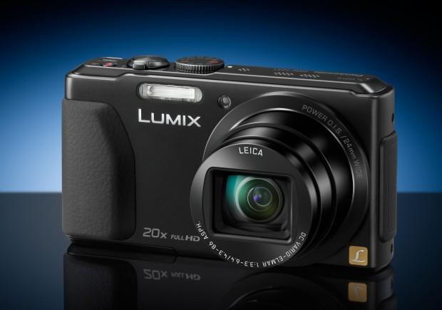 Panasonic Lumix TZ41 (Bild: Panasonic)