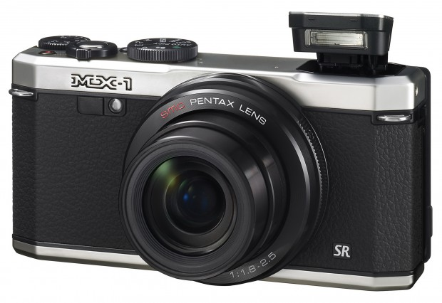 Pentax MX-1 (Bild: Pentax)