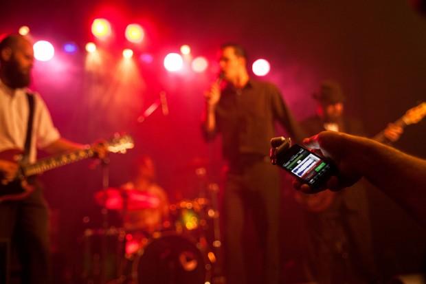 Røde iXY zur Musikaufzeichnung (Bild: Røde)