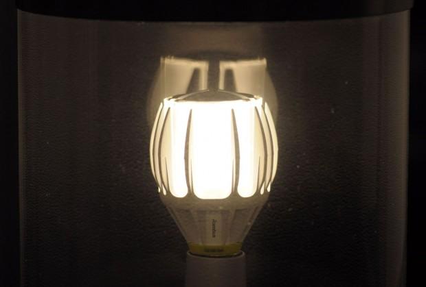 Rambus' LED-Leuchtmittel (Foto: Andreas Sebayang/Golem.de)