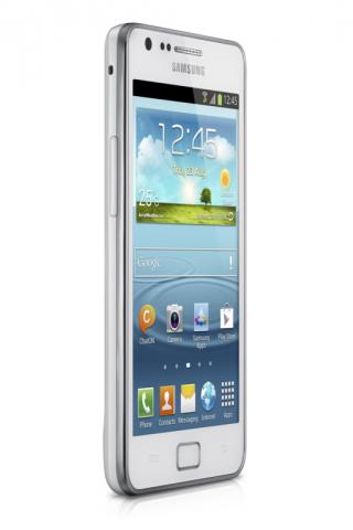 Galaxy S2 Plus (Bild: Samsung)