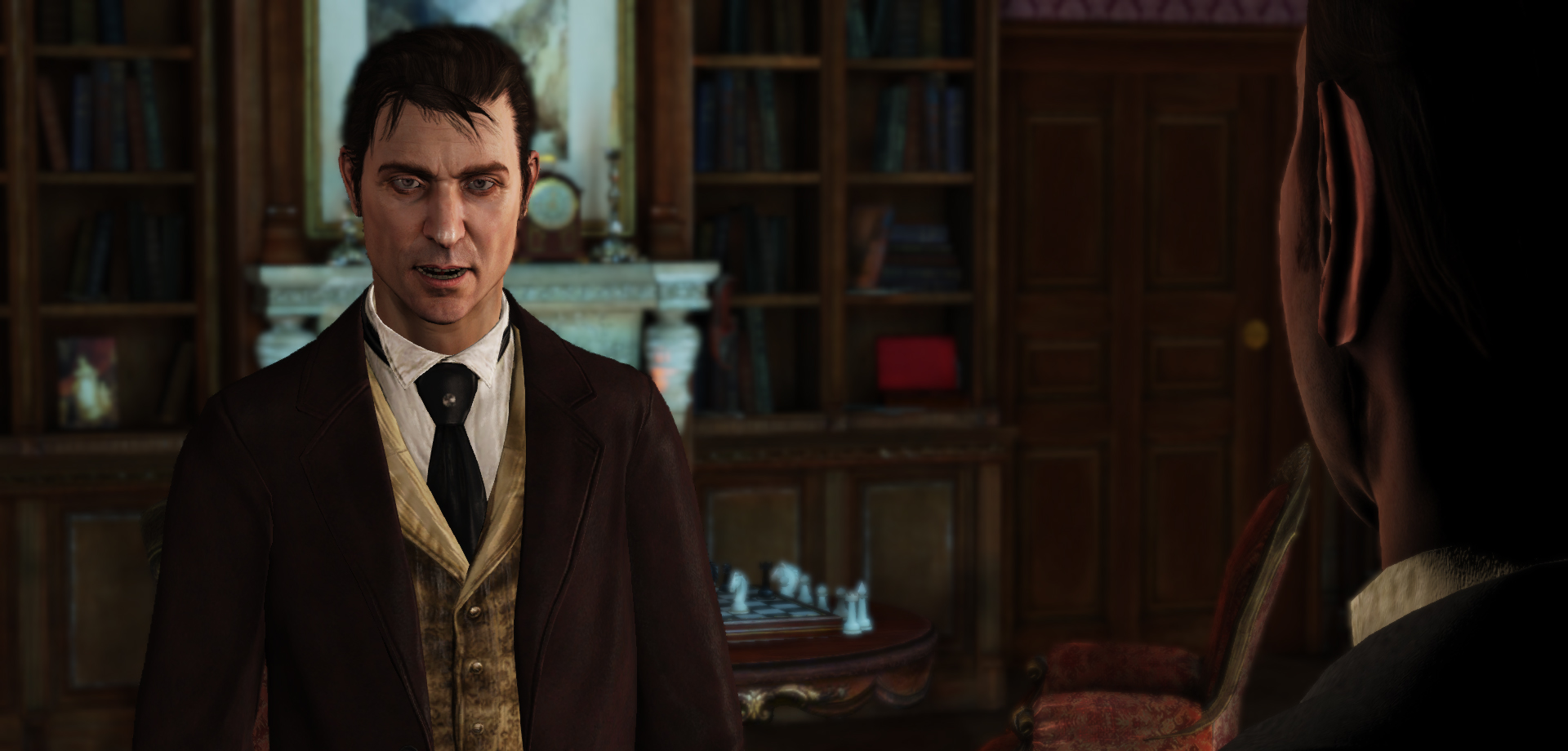 Crimes and Punishments: Sherlock Holmes wird Unreal - Sherlock Holmes - Crimes and Punishments