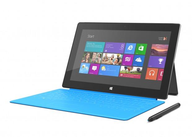 Microsoft Surface Pro (Bild: Microsoft)