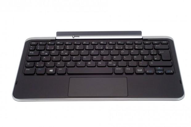... der für das Tastaturdock benötigt wird.