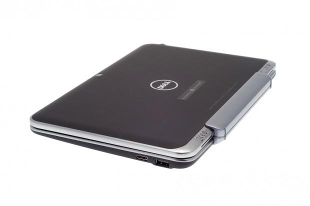 Zusammengeklappt sieht es wie ein Notebook aus.