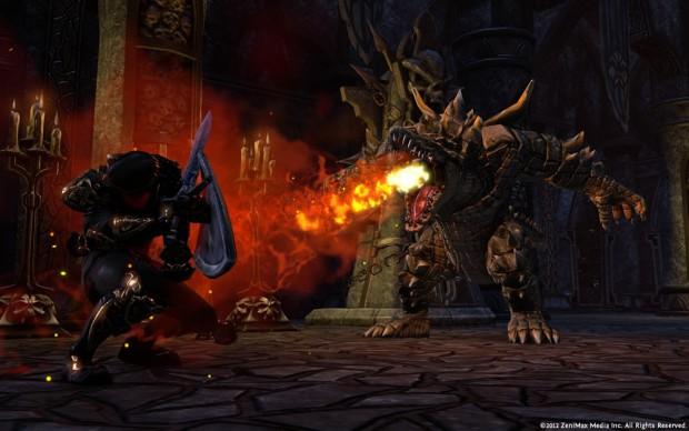 The Elder Scrolls Online (Screenshots: Bethesa Softworks)