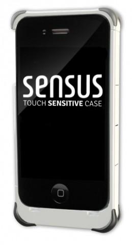 Sensus ist auf den ersten Blick nur ein weiteres iPhone-Gehäuse. (Bild: Canopy)