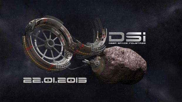 Deep Space Industries will auf Asteroiden Metalle abbauen. Per 3D-Druck sollen daraus vor Ort Komponenten für die Raumfahrt gebaut werden. (Bild: Deep Space Industries)