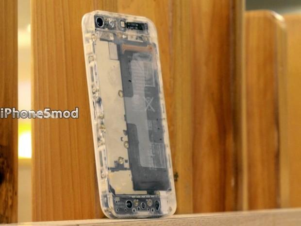 Translucent Mod (Bild: iPhone5Mod)