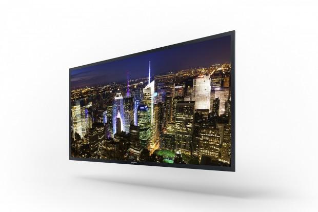 Prototyp: Sony zeigt einen 4K-Fernseher mit 56-Zoll-OLED. (Bild: Sony)